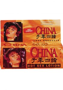 China Hot Sex Lotion Hot Cherry