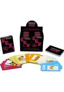 Lesbian Sex The Card Game
