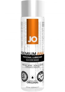Jo Premium Anal Silicone Lubricant 4.5 Ounce