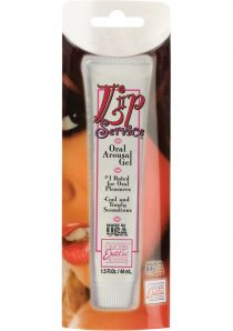 Lip Service Oral Arousal Gel 1.5 Ounce