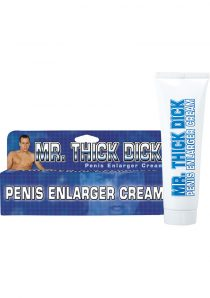 Mr Thick Dick Penis Enlarger Cream 4 Ounce Tube