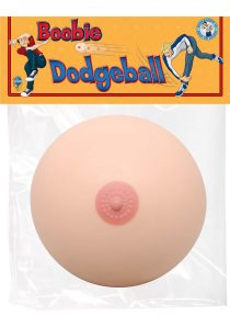 Boobie Dodge Ball Flesh
