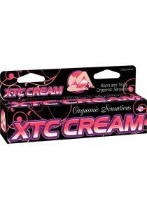 X T C Cream Orgasmic Sensations 1.5 Ounce Tube