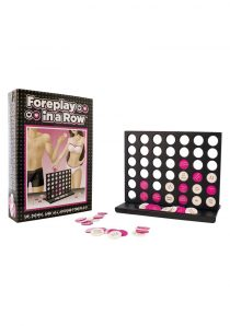 Foreplay In A Row Connection Game