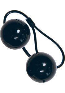 Wisper Collection Nen Wa Balls Waterproof Black