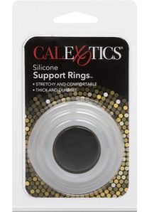 Silicone Support Rings Medium Large And Extra Large Clear