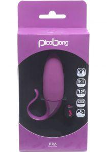 Pico Bong Koa - Purple