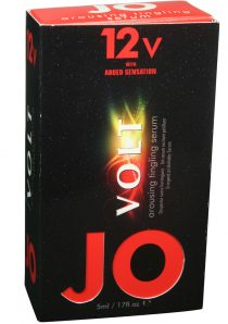Jo 12v Volt Arousing Tingling Serum 5 ml