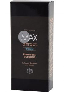 Max 4 Men Attract Hypnotic Sex Attractant Cologne Phermone Infused 1 Ounce