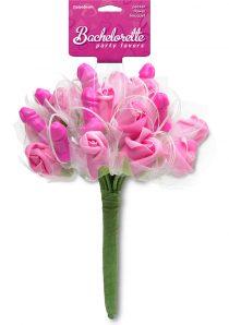 Bachelorette Party Favors Pecker Flower Bouquet