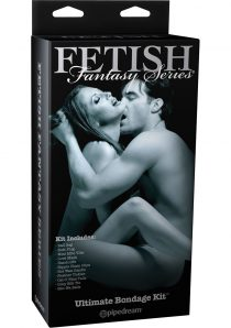 Fetish Fantasy Series Limited Edition Ultimate Bondage Kit