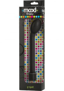 Mood Frisky G Spot Massager Waterproof Black