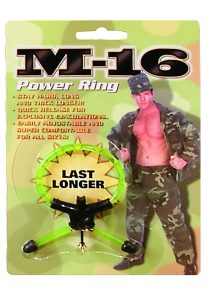 M 16 Power Ring Green