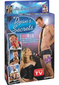 Ryan`s Secrets Inflatable Love Doll