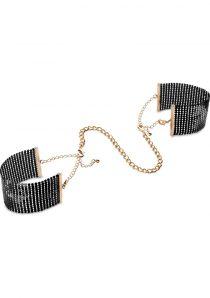 Bijoux Indiscrets Desir Metallique Metallic Mesh Handcuffs