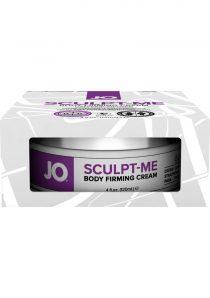 Jo Sculpt Me Firming Cream 4 Oz