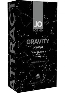 Jo Pheromone Gravity Cologne For Him