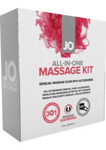 Jo All In One Massage Gift Set