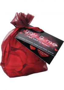 You And Me On a Bed Of Roses Bag Red