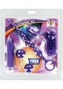 Trinity Vibes Violet Bliss Couples Kit Purple