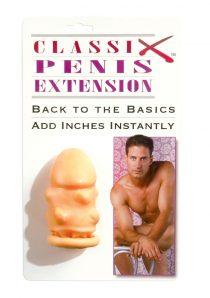 Classix Penis Extension 1.75 Inch Flesh