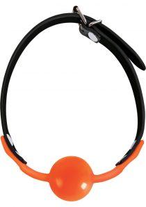 Orange Is The New Black SiliGag Silicone Ball Gag