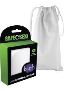 Safe Sex Antibacterial Toy Bag Medium