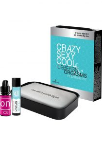 Crazy Sexy Cool Icebergs And Orgasms Pleasure Kit