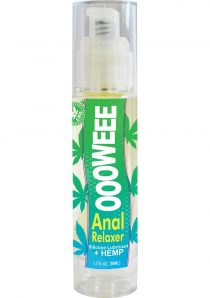 Ooowee Anal Relax Silicone With Hemp 1.7oz