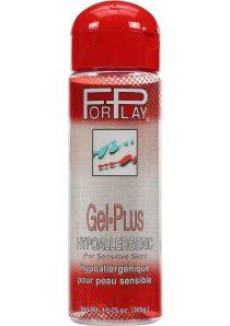 For Play Hypoallergenic Gel Plus 10.75 Oz