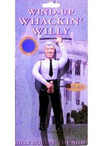 Wind-Up Wackin Willy Doll