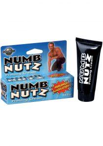 Numb Nutz Prolong Cream .5 Ounce Tube