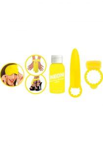 Neon Naughty Nites Kit Yellow
