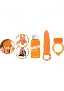 Neon Naughty Nites Kit Orange