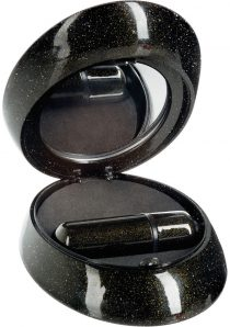Coco Licious Hide and Play Compact Massager Waterproof Black 3.25 Inch