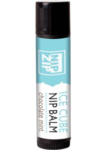 Nip Zip Ice Cube Nip Balm Chocolate Mint