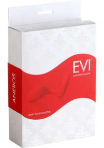 Evi Silicone Kegal Exercisor Red 5.7 Inch