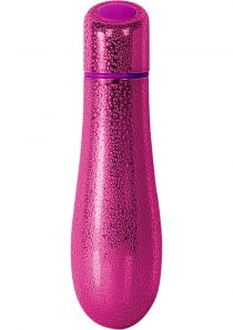 Rain 7 Function Textured Bullet Waterproof Fuchsia 3 Inch
