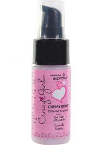 Crazy Girl Cherry Bomb Clitoral Arousal Cream Cupcake Sweetie 1 Ounce