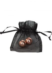 Entice Accessories Stainless Steel Weighted Kegel Balls