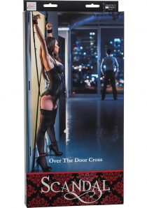 Scandal Over The Door Cross Restraint