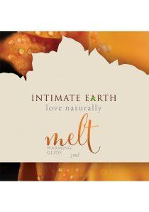 Intimate Earth Melt Warming Glide Cinnamomum Zeylanicum Bark 3 Milliliter Foil Pack