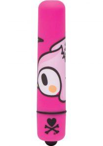 Tokidoki Wing Ding Single Speed Mini Vibe Waterproof Pink
