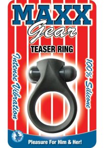 Maxx Gear Teaser Ring Silicone Waterproof Black