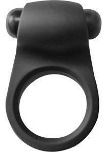 Maxx Gear Pleasure Ring Silicone Waterproof Black