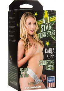 All Star Porn Stars Karla Kush Squirting Pussy Flesh