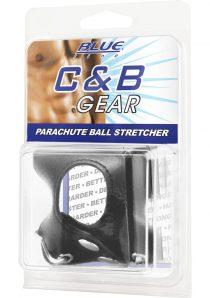 CandB Gear Parachute Ball Stretcher 2 Black