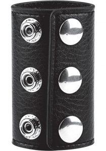 CandB Gear Snap Ball Stretcher Adjustable Black 3 Inch