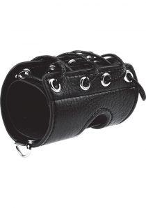 CandB Gear Cock Sheath Adjustable Black 3 Inch