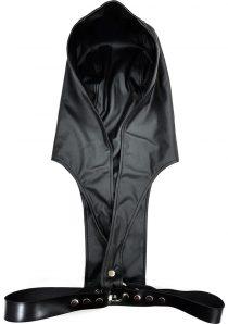 Rouge Harness Hoodie Black Adjustable